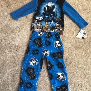 Disney Star Wars boys Pajama set 6
